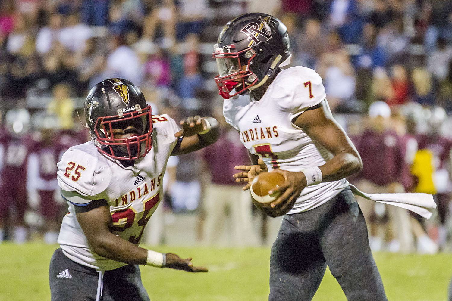 Cougars face another Top 10 team on road in Park Crossing