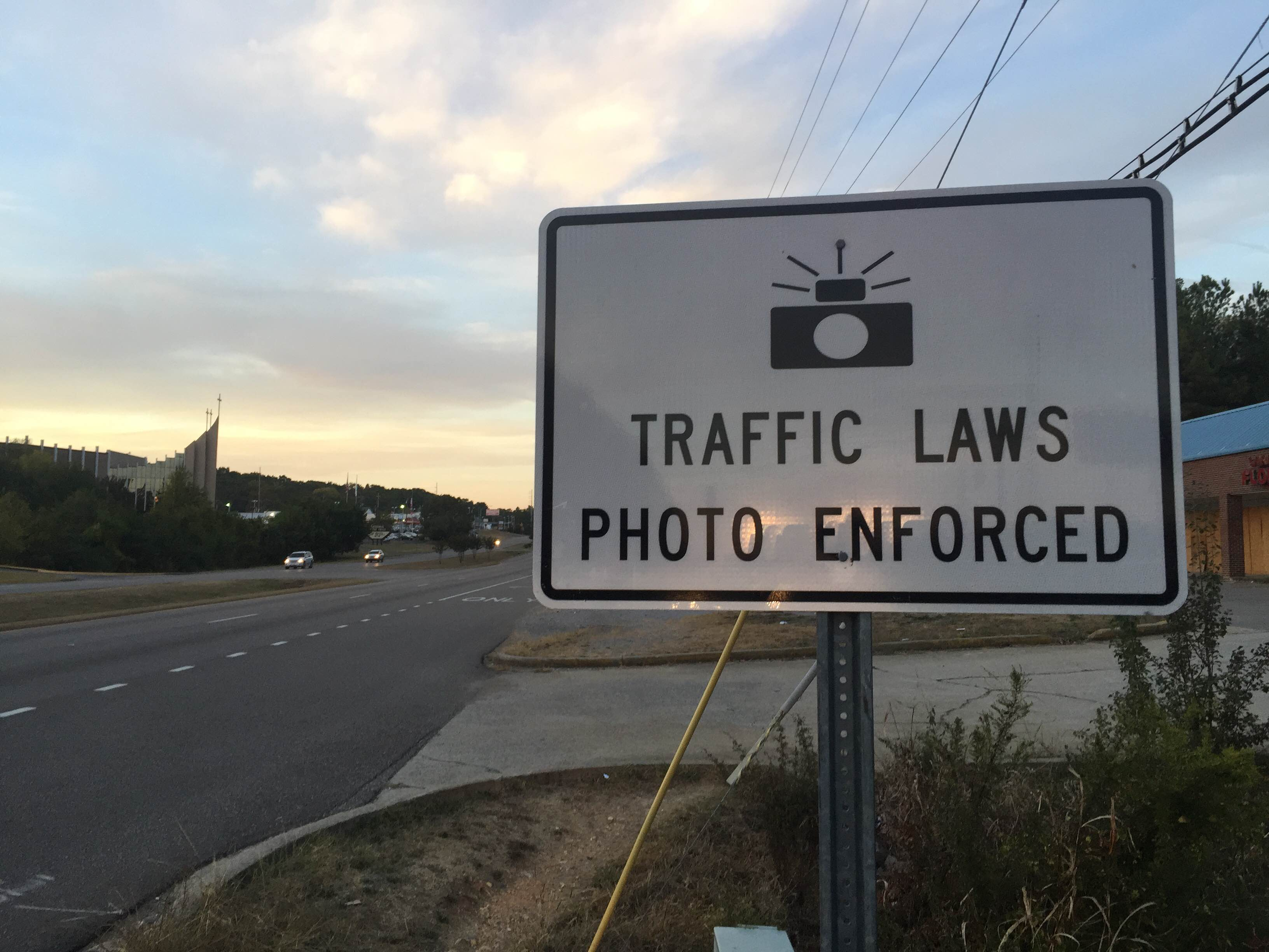 Court rejects lawsuits challenging traffic camera tickets in Center Point