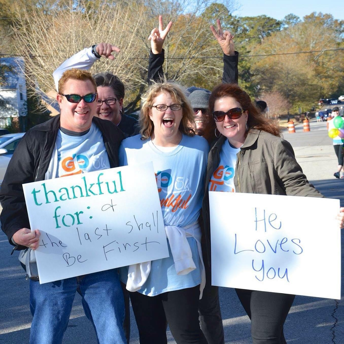 Second annual God is Bigger Thankful run to take place Nov. 19