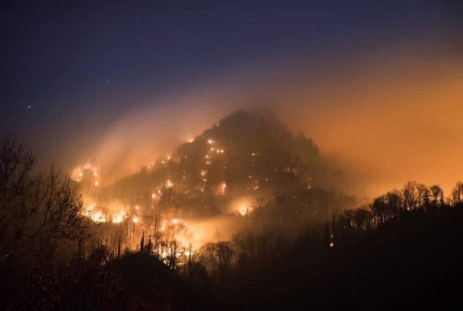 Tennessee wildfire death count rises to 7