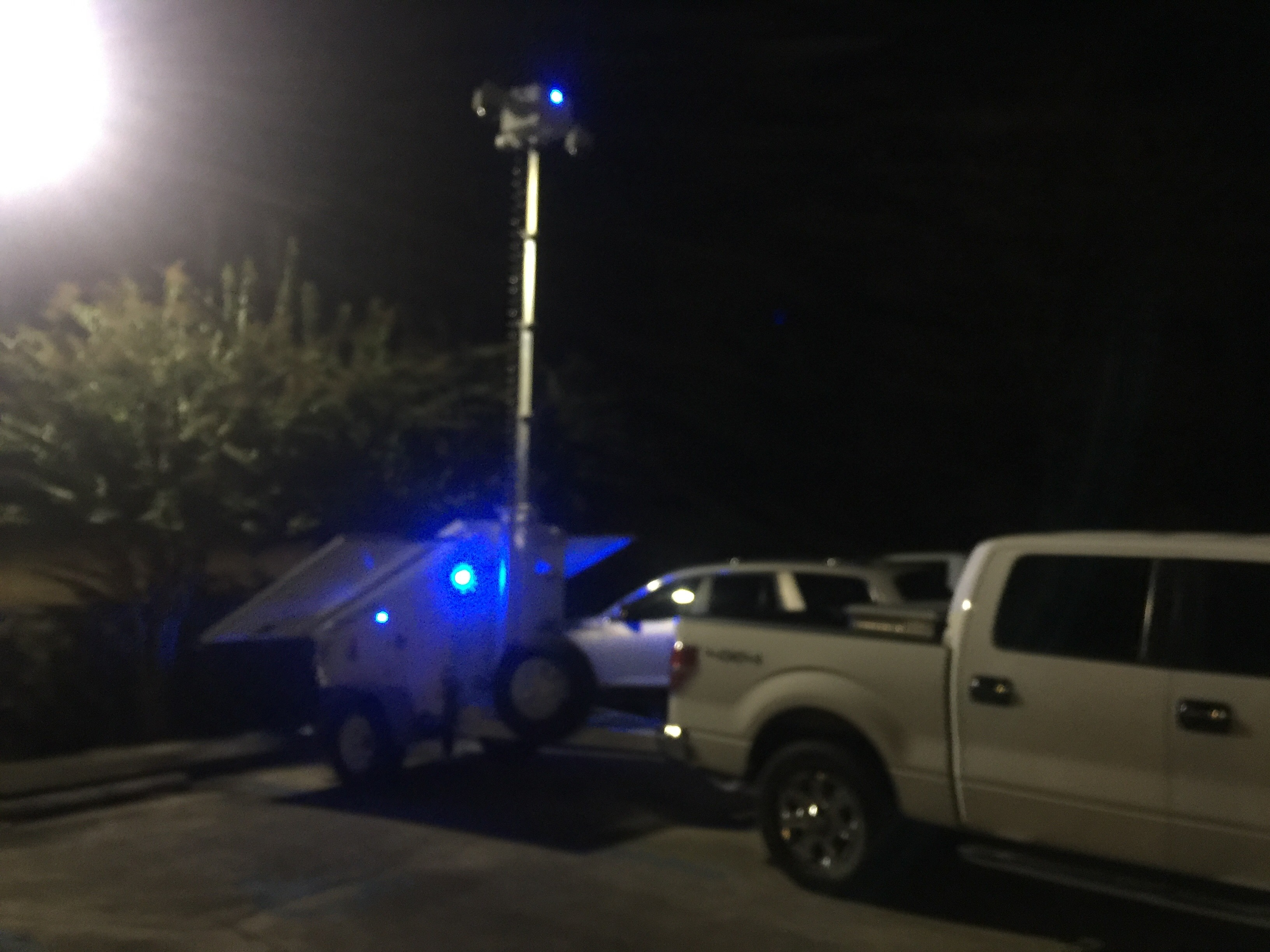 City of Clay purchases two mobile cameras