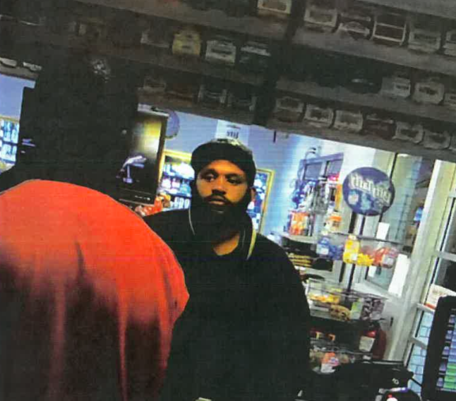 Suspect robs Shell gas station, flees on foot