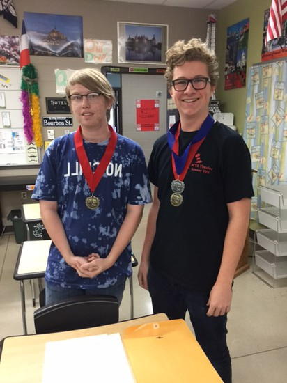 HTHS students rate superior in Alabama Trumbauer competition