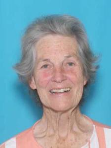 Virginia Grass is missing from her Odenville home. Photo via Odenville Police Department Facebook
