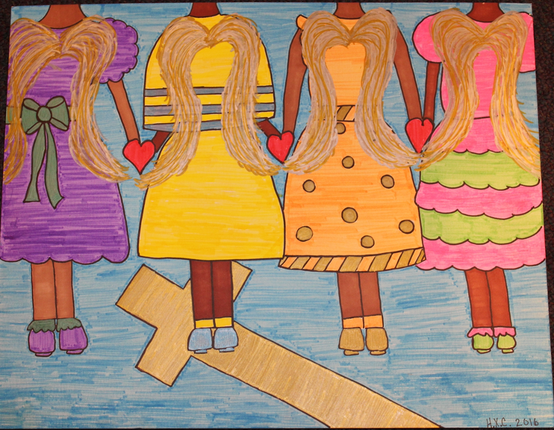 Students eligible to win cash prizes during Black History Month art contest