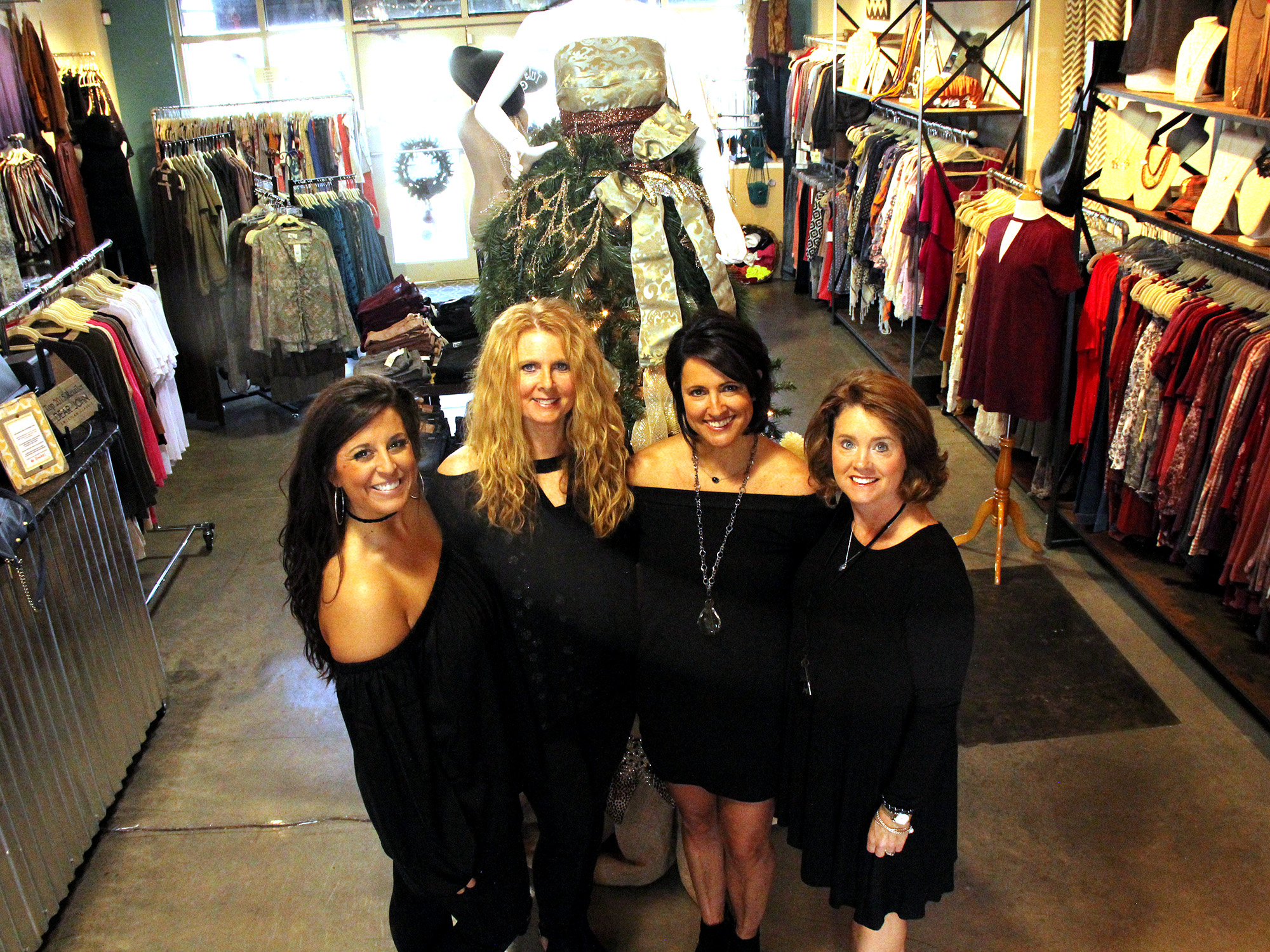 Tula J is downtown Trussville's great big closet