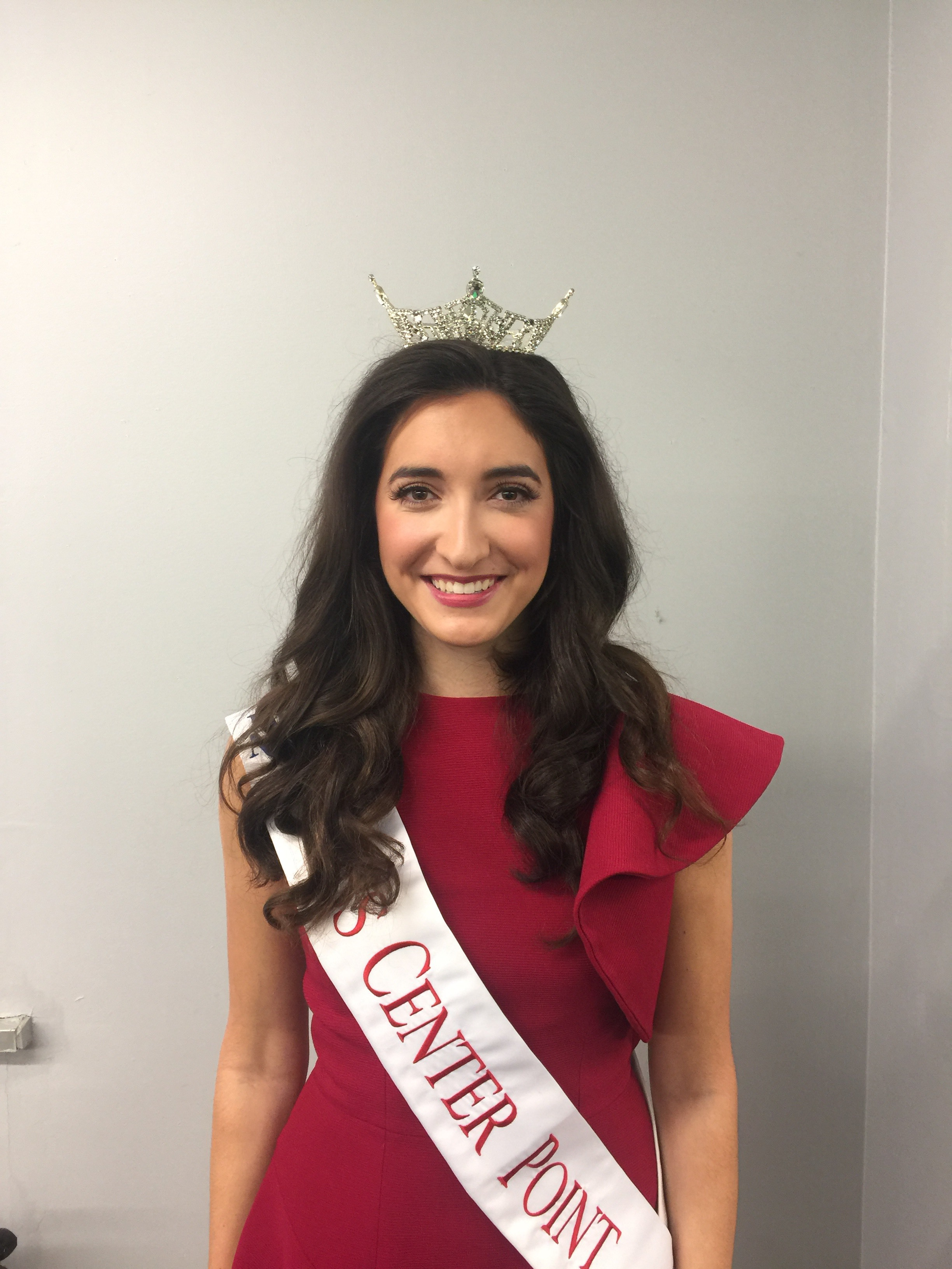 Miss Center Point proves beauty and brains aren't mutually exclusive