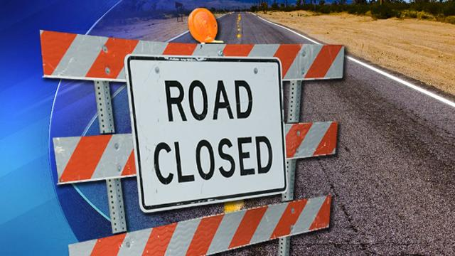 Weekend road closures for events around Railroad Park