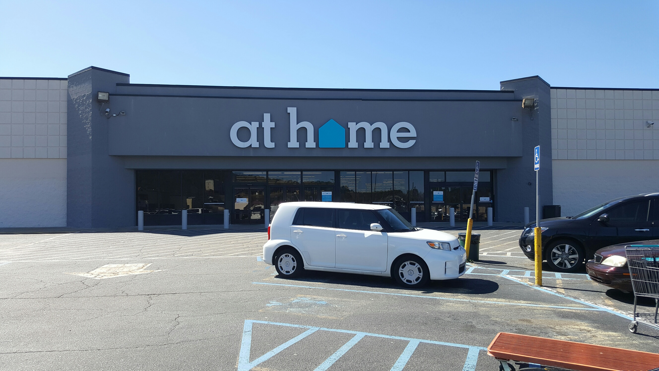 At Home targets Trussville opening