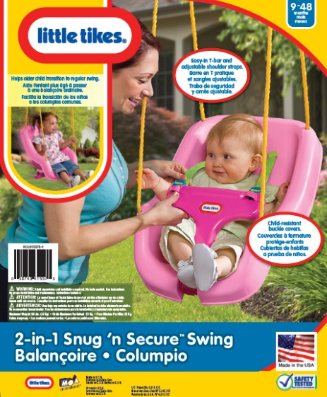 National Toy Company Recalling Swing Sets Due To Potential