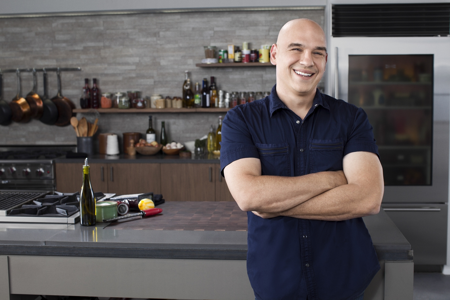 TV Chef Michael Symon on the recipe for a successful Super Bowl party