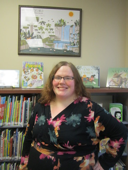 New director at Pinson Public Library is passionate about her job