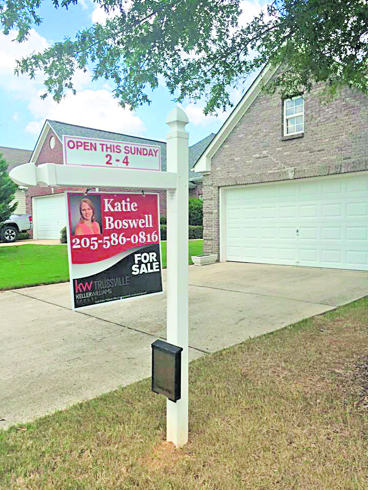 Trussville realtor Katie Boswell shares her love for community, real estate