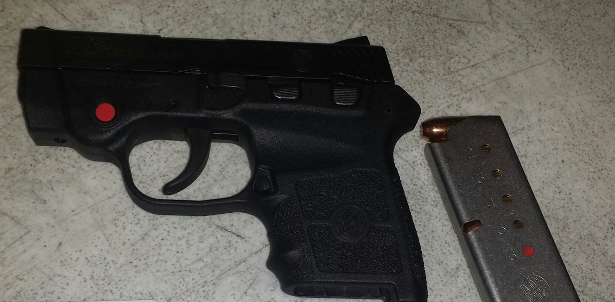 Loaded gun found in carry-on luggage at Birmingham-Shuttlesworth Airport