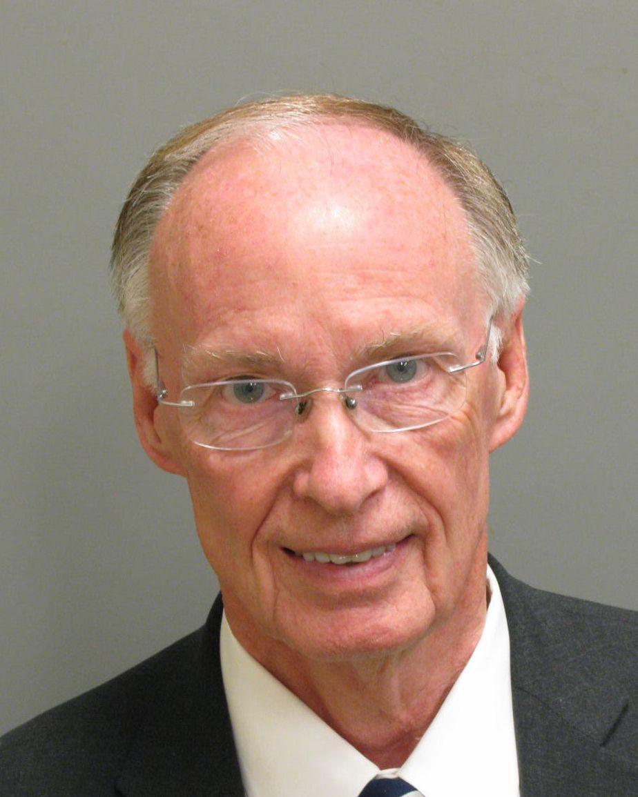 Governor Bentley booked into Montgomery County Jail – The