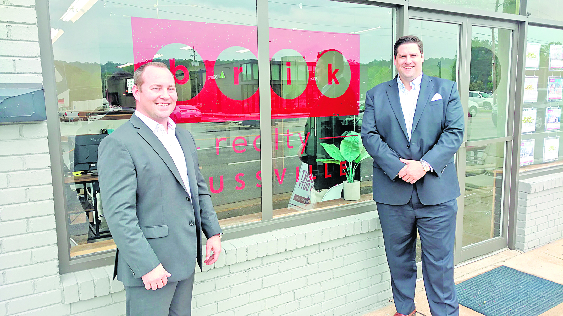 Community focus, new ideas take Brik Realty to the top of the markets in Trussville, surrounding areas
