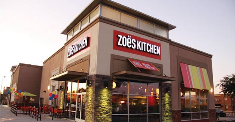 Zoe S Kitchen Set To Open At Homestead Village The Trussville Tribune