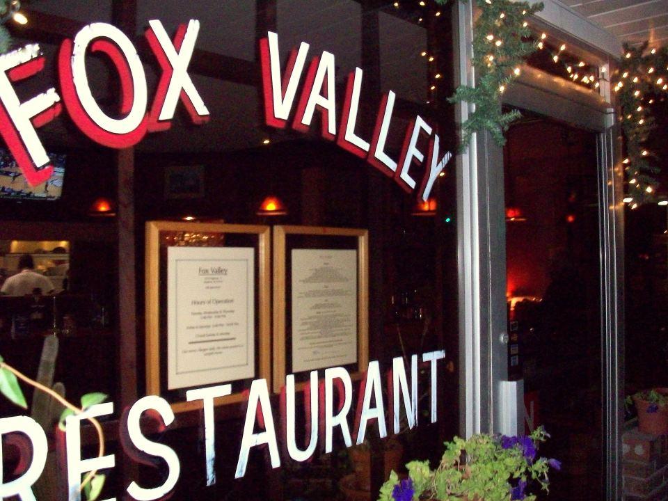 Legendary Fox Valley Restaurant closing their doors
