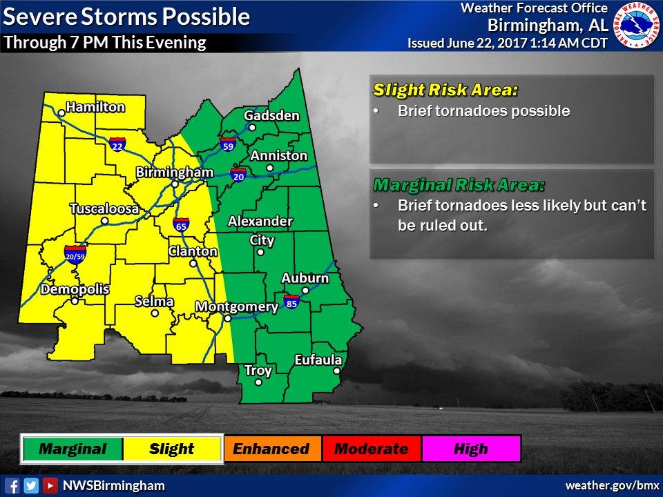 Tornado warning issued for Harris, Meriwether counties