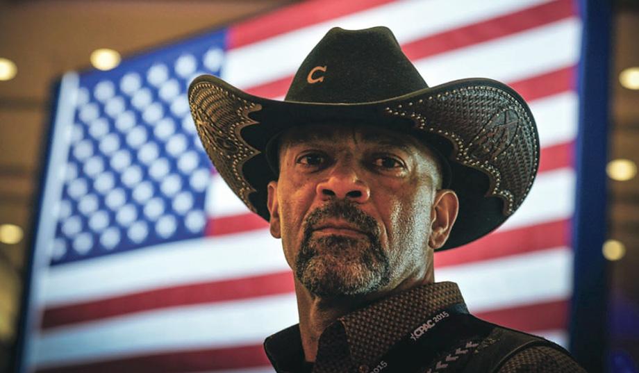 Sheriff David Clarke no longer candidate for Homeland Security job