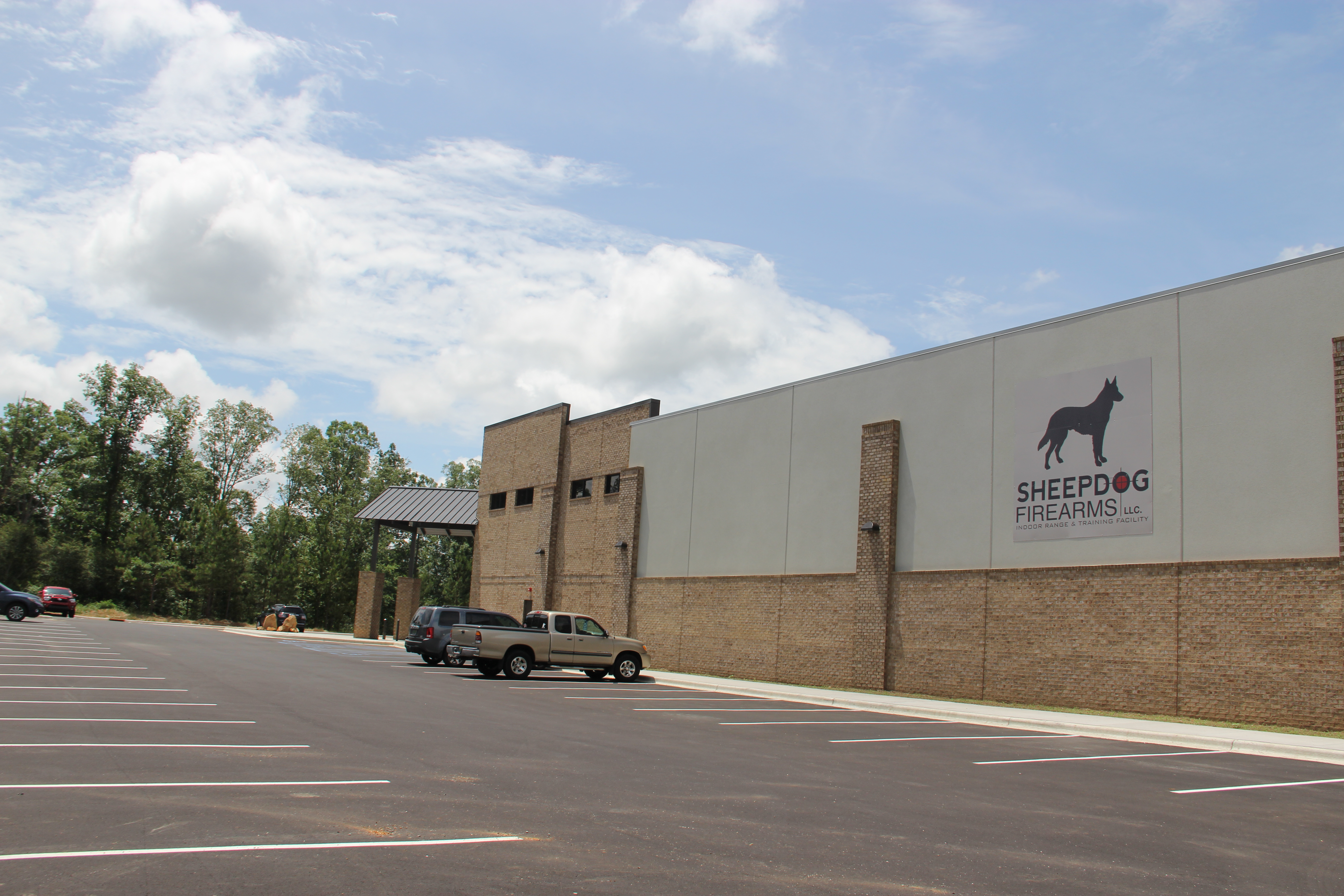 Sheepdog Firearms in Trussville going out of business