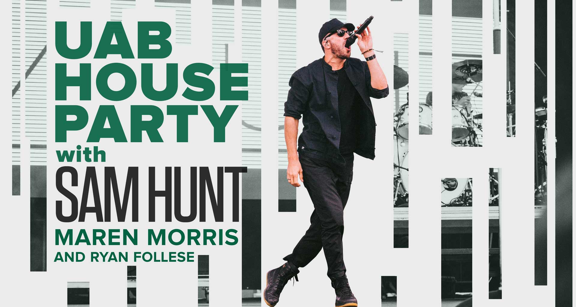 Sam Hunt to headline free