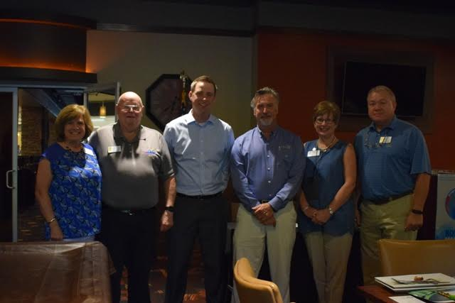 Trussville Rotary Daybreak Club inducts new board, officers
