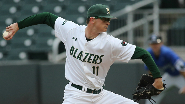 UAB standout pitcher signs with Yankees
