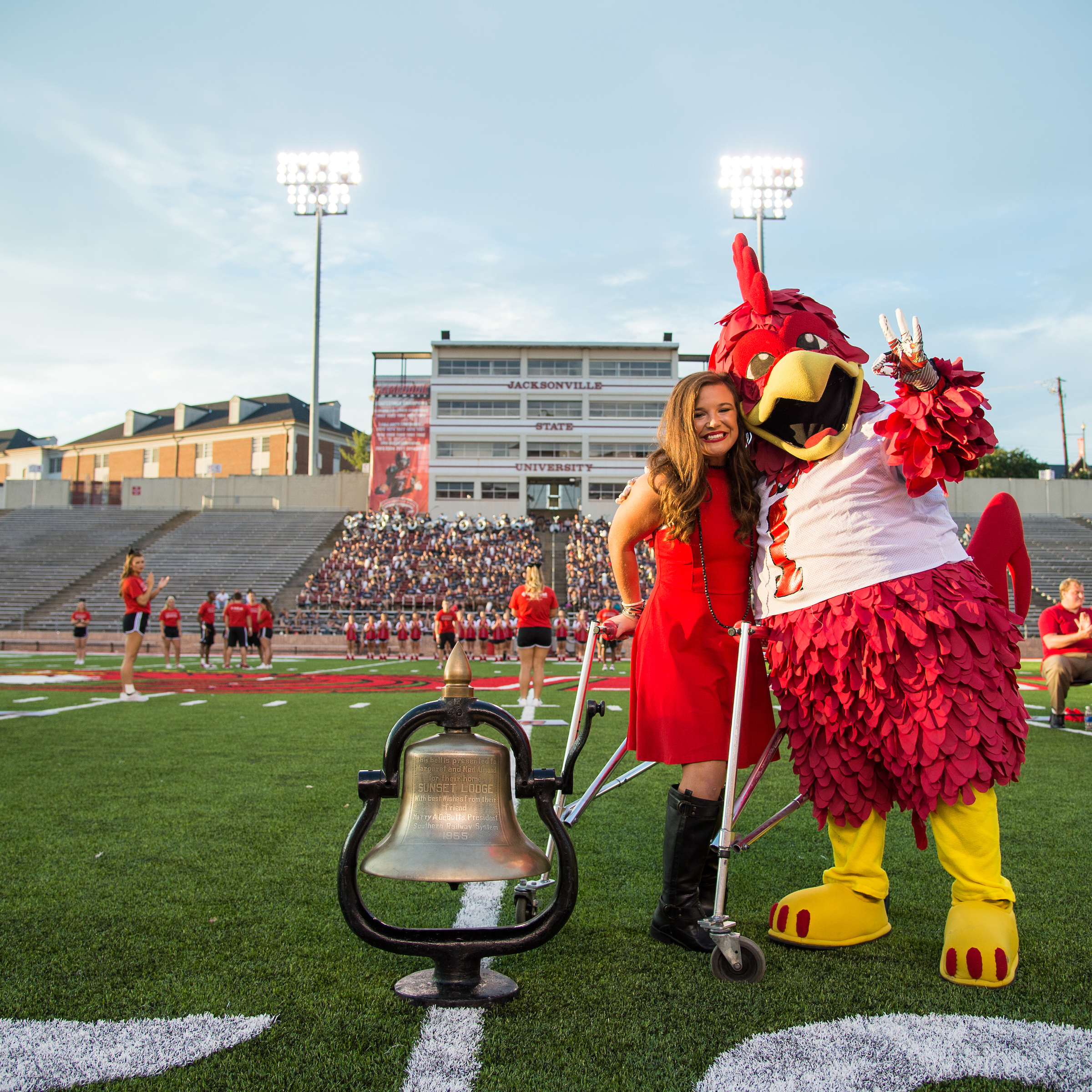 Bailee Bryant of Pinson thrives at Jacksonville State