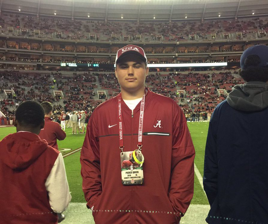 Hewitt-Trussville lineman invited to Under Armour All-America Game