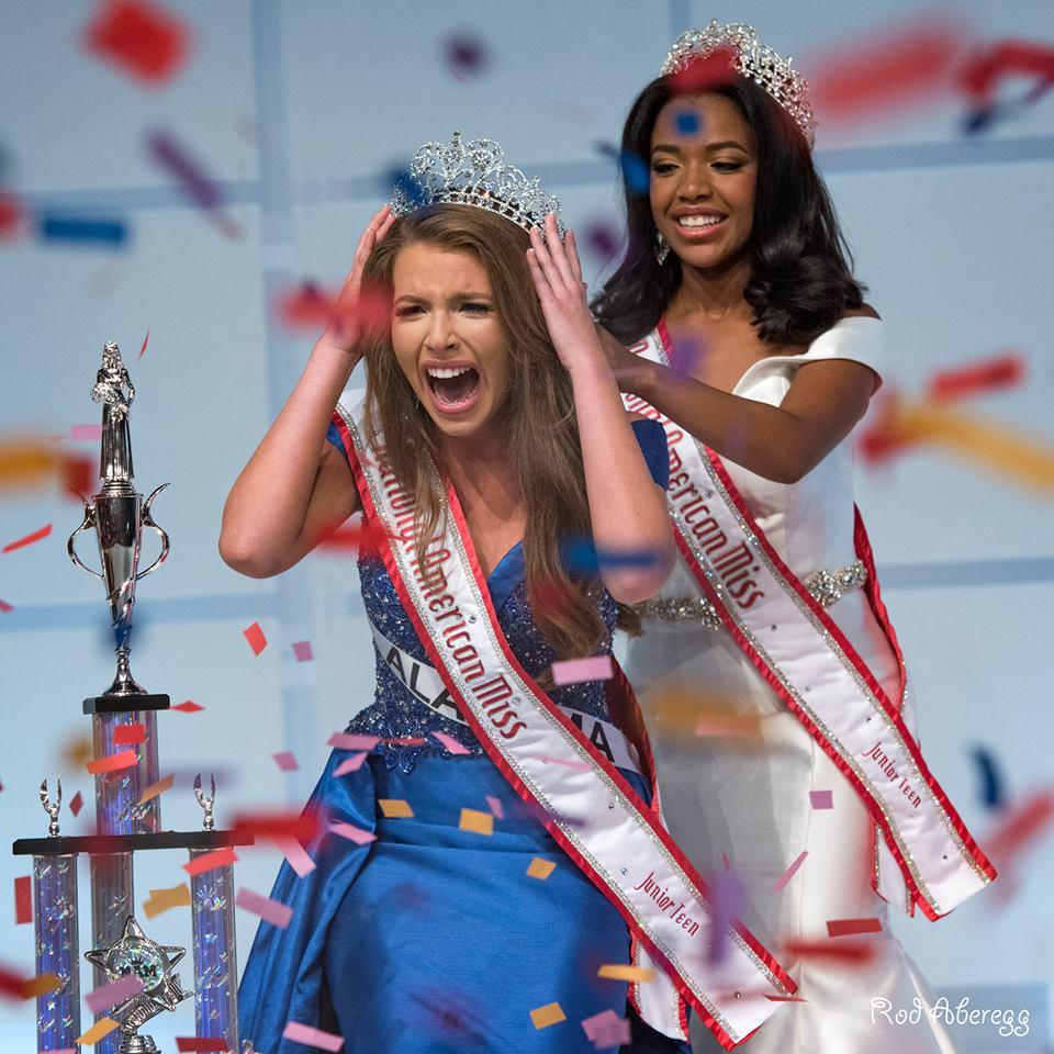 TEEN DREAM: Trussville pageant winner's whirlwind year