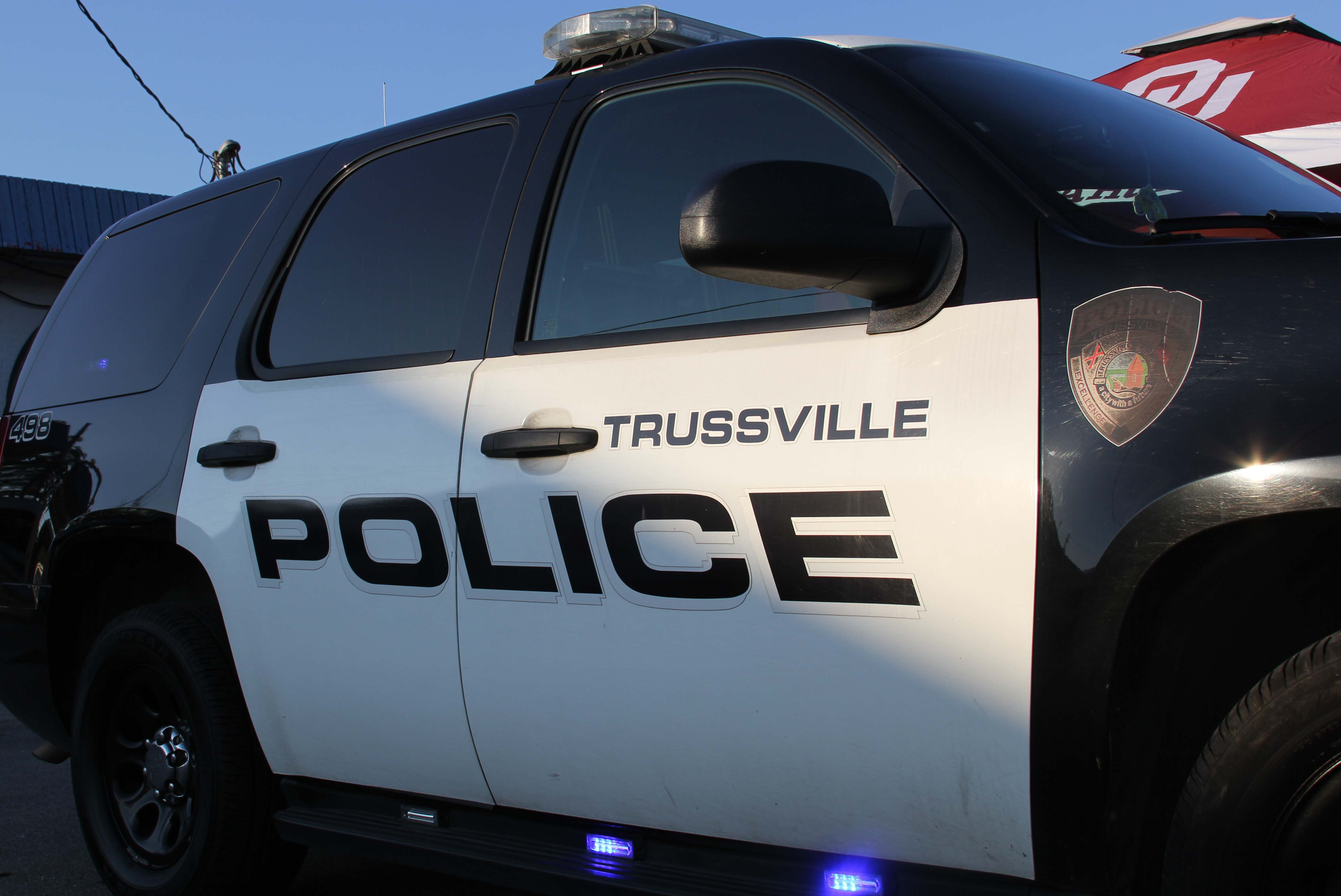 Trussville police: decreased visibility that resulted from sunset may have played a role in 3-vehicle crash on North Chalkville Road