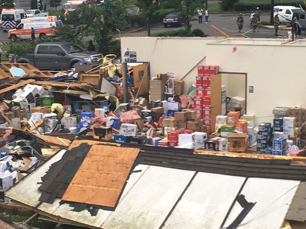 Fairfield ABC store that made news after tornado robbed at gunpoint