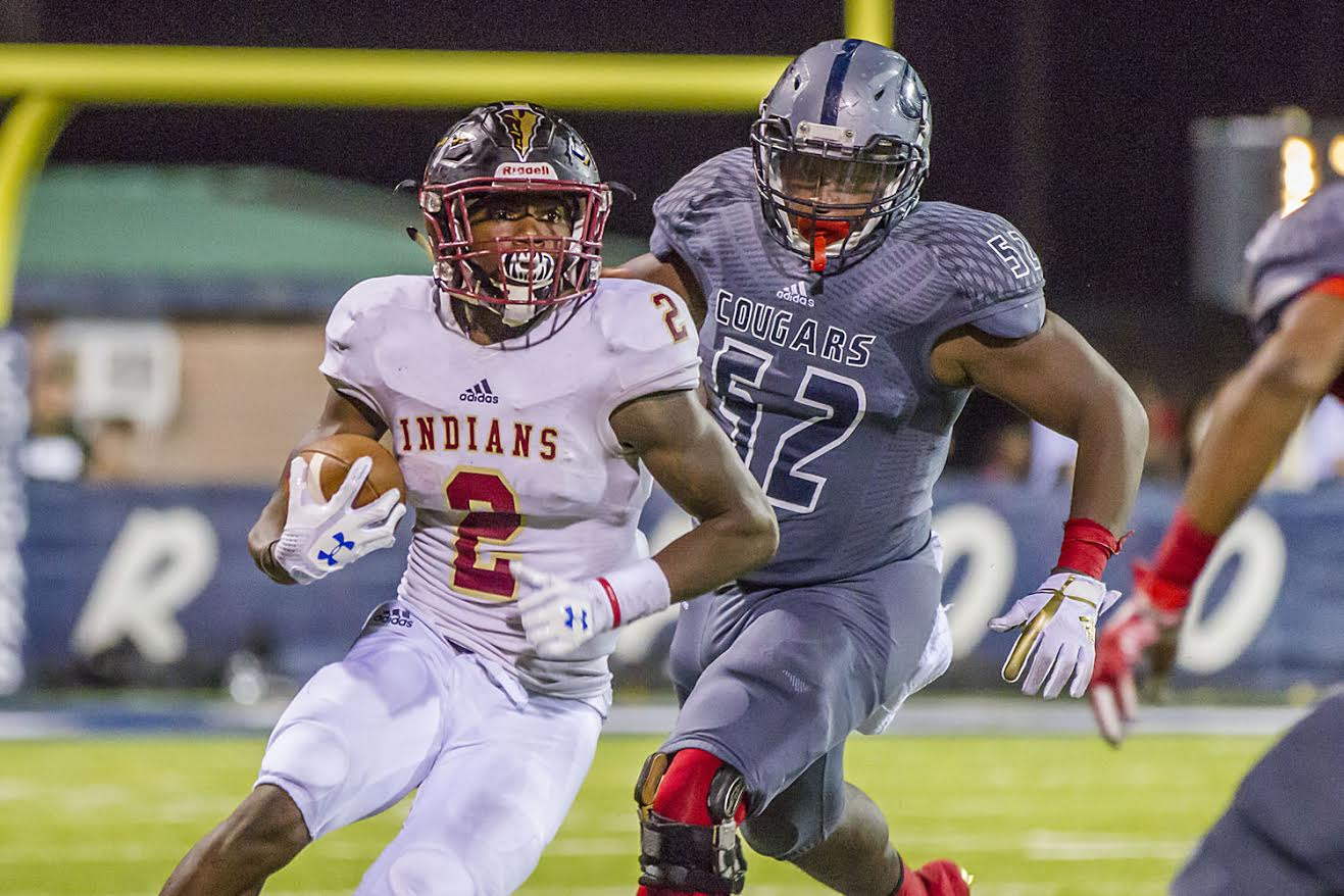 AHSAA Playoffs: Last night's scores and next week's match-ups