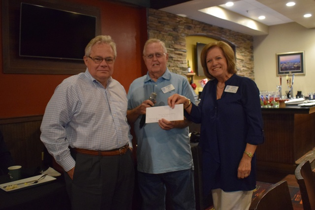 Trussville Rotary Daybreak Club's annual golf tournament raises more than $11,000 for scholarships, club projects