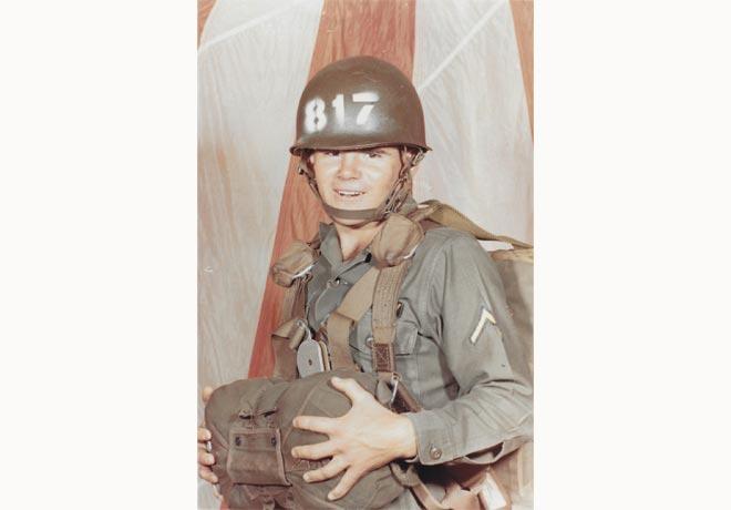 Alabama Vietnam War veteran awarded Medal of Honor by Donald Trump
