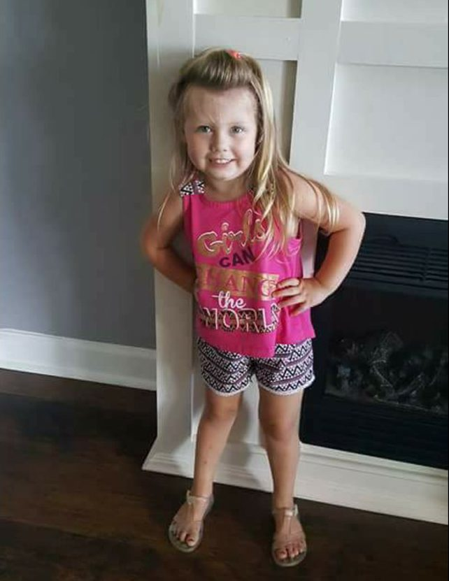 UPDATE: Child has been found safe. Missing child alert issued for 3-year-old