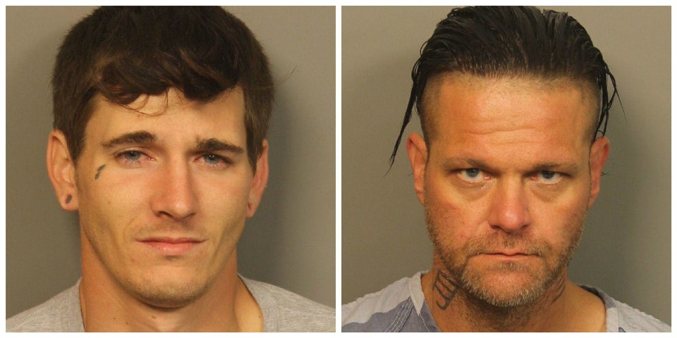 Pair from Pinson and Trussville arrested in vehicle break-in