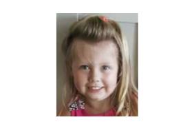 Missing child alert issued