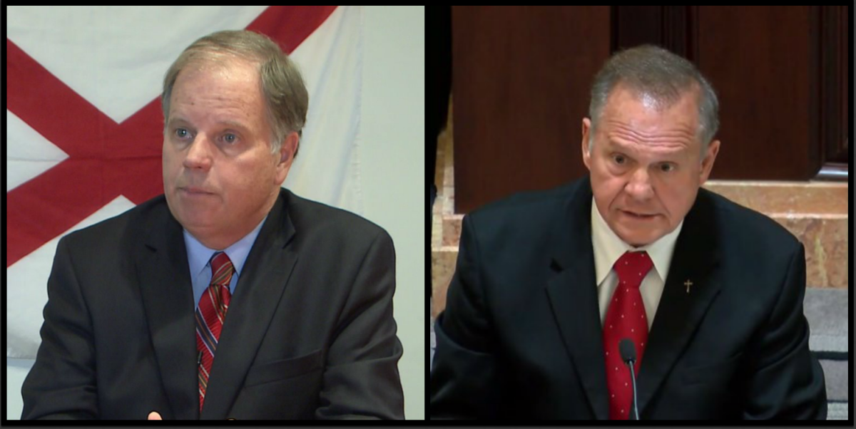 Tribune reader's poll: Moore leads Jones for U.S. Senate seat