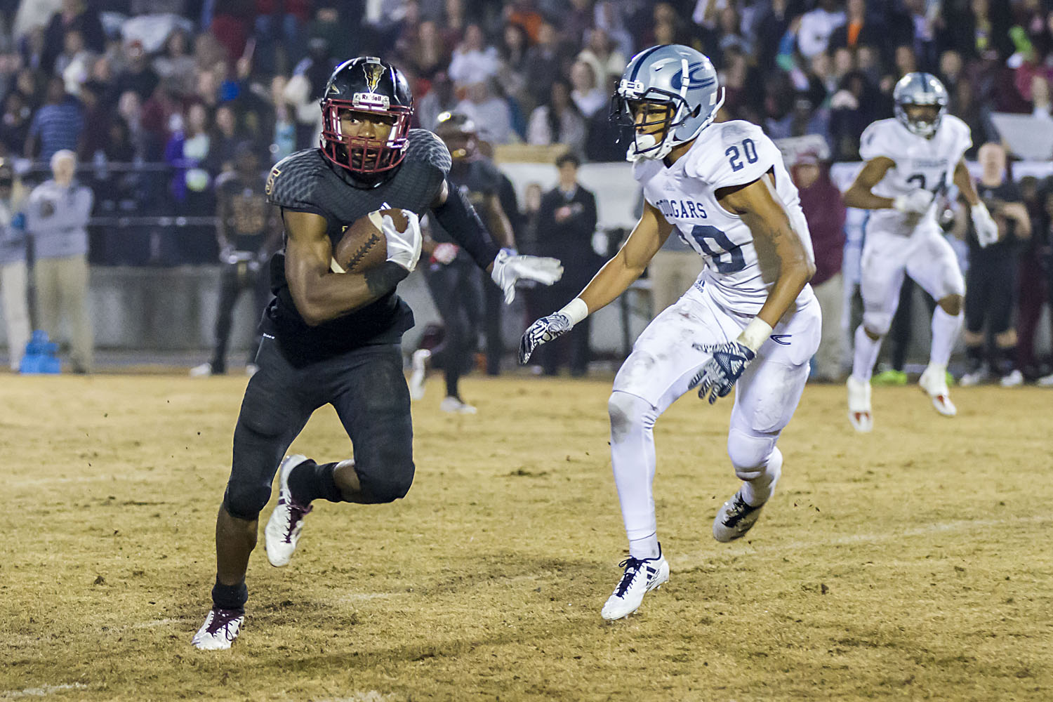 Pinson Valley advances to first state championship game with win over Clay-Chalkville
