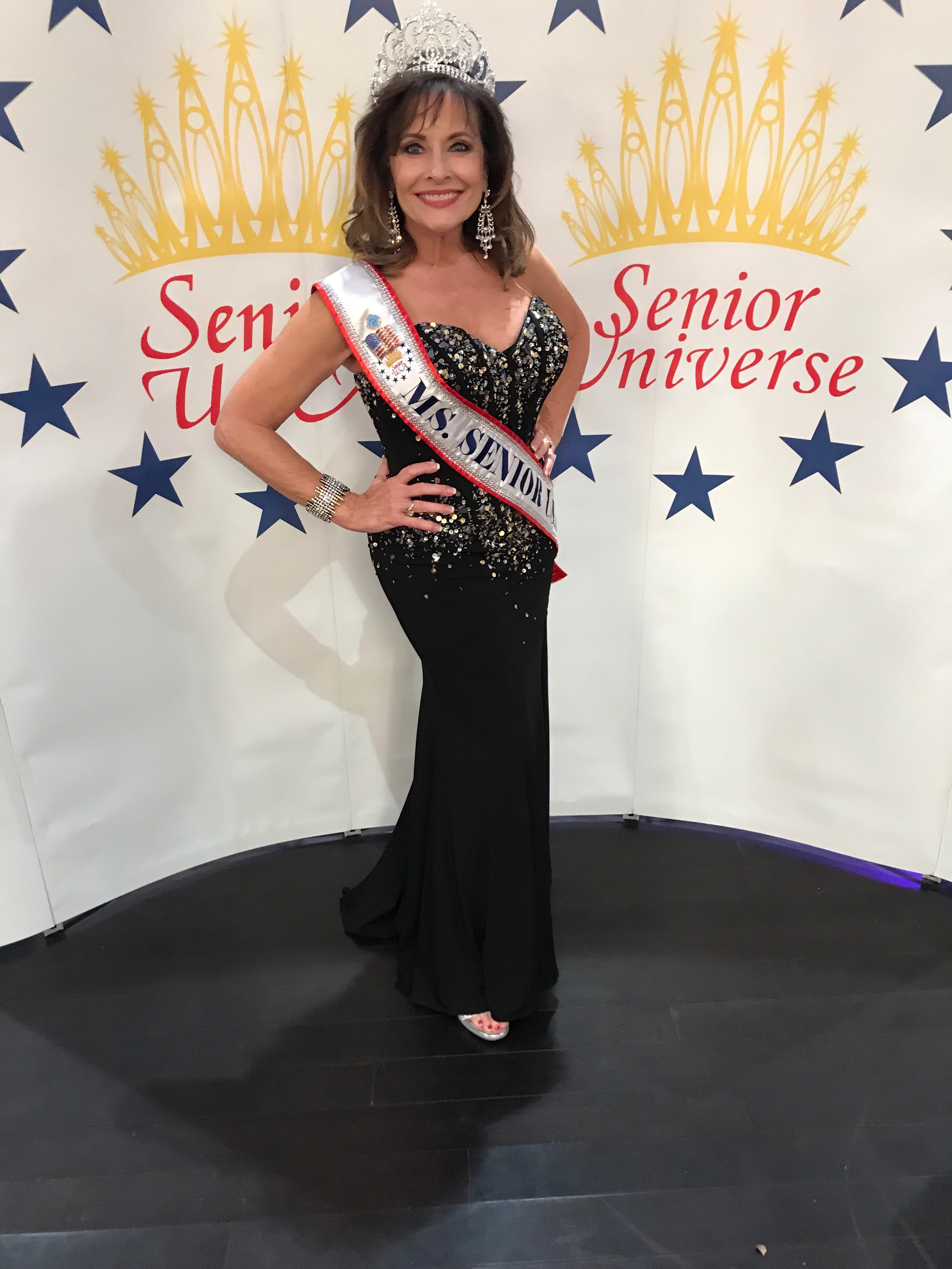 Trussville woman wins Ms. Senior Universe pageant in Las Vegas