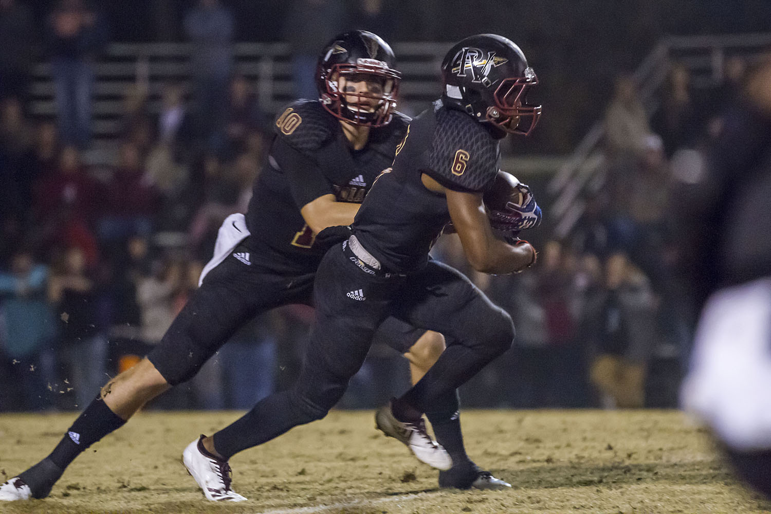 Bo Nix, Indians overcome adversity en route to title