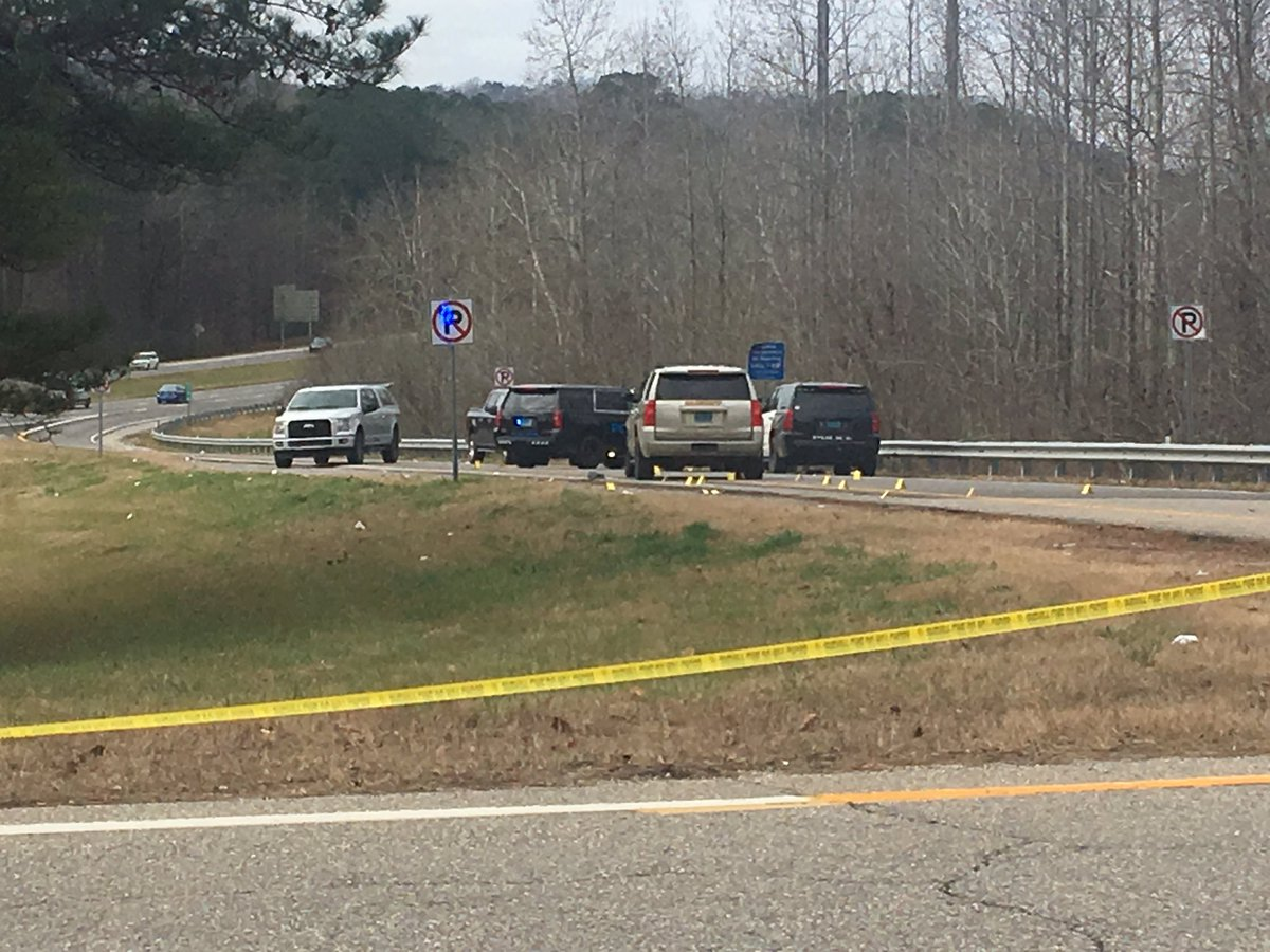 Chase ends in officer-involved shooting in Springville
