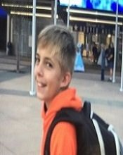 Four children missing from Arab