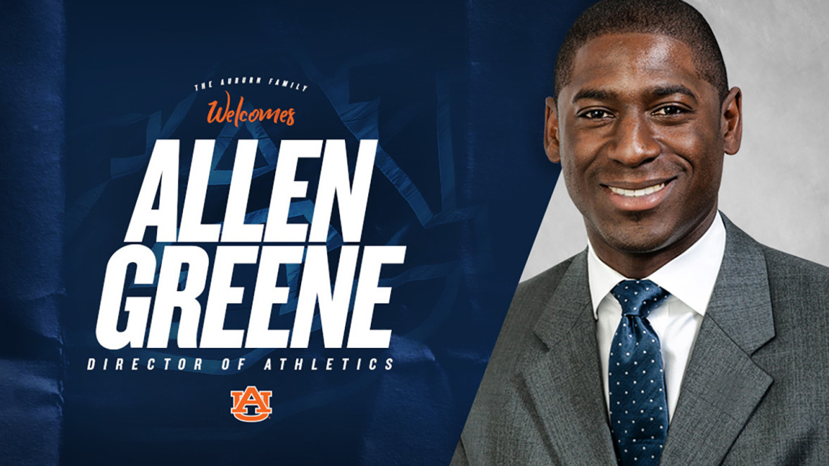 Auburn hires new athletic director