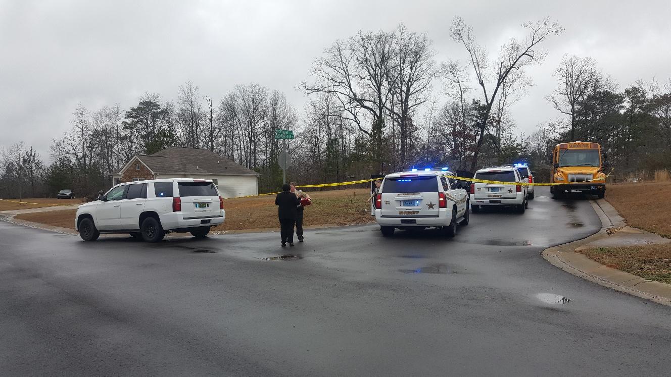 Clay shooting victim identified