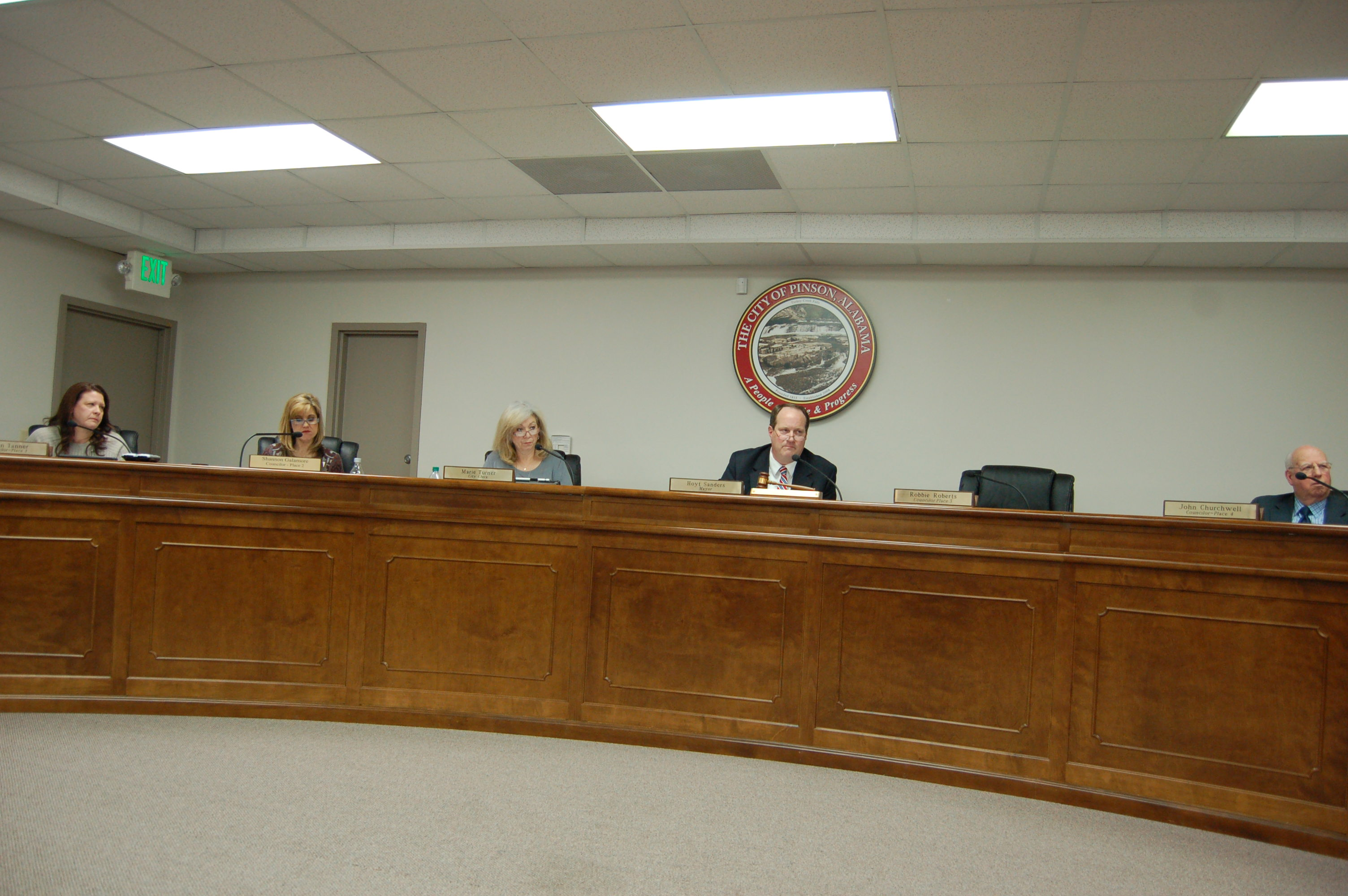 Pinson council hears from JeffCoEd on proposals for school renovations