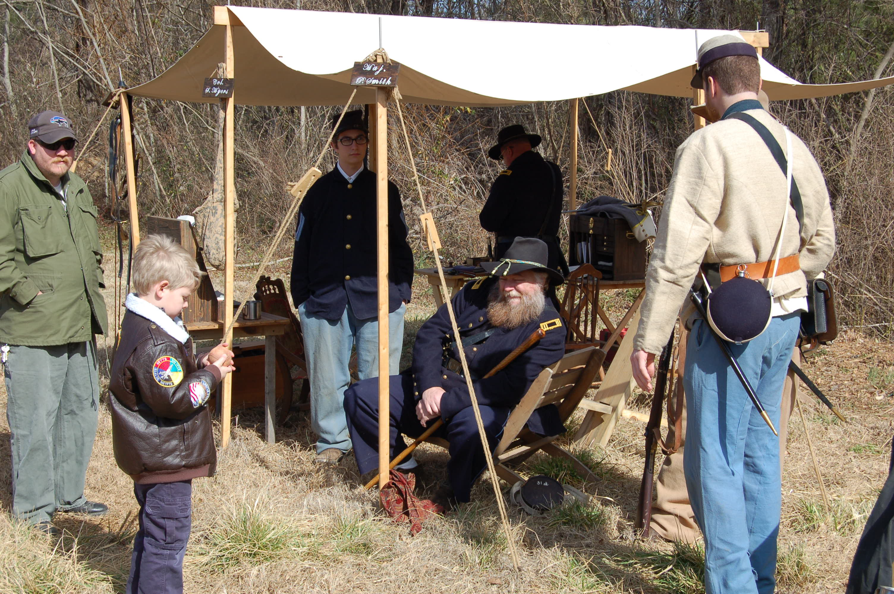Watch history be remade this Saturday at the Old South Firearms and Trading Post
