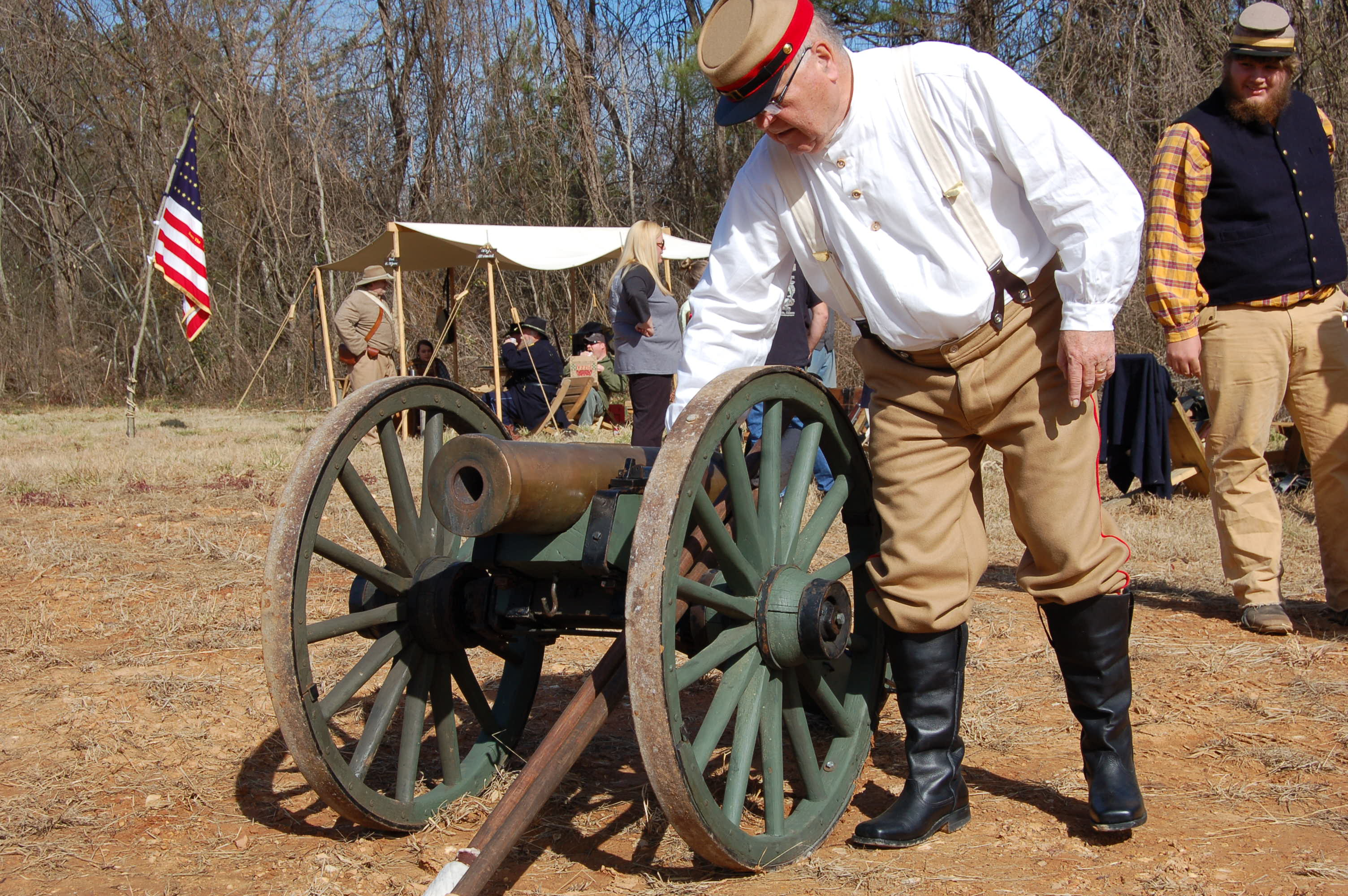 Civil War history comes to life at Old South Firearms and Trading Post in Argo